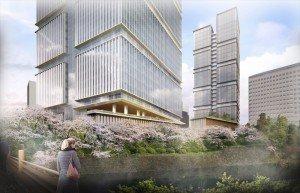 東京ガーデンテラス外観イメージ